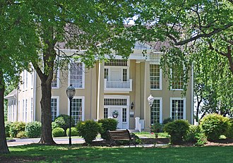 National Register of Historic Places listings in Hamilton County, Tennessee - Image: Bonnie Oaks Chattanooga TN