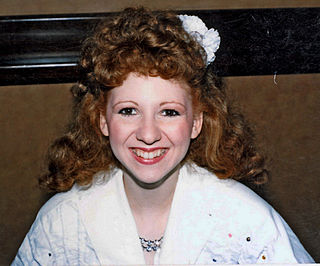 Bonnie Langford British actress, dancer and entertainer