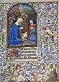 Book of Hours of Simon de Varie - KB 74 G37 - folio 066r.jpg