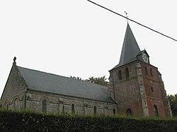 Bosmont-sur-Serre église fortifiée 1.jpg