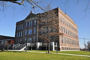 Home for Destitute Jewish Children - Image: Boston MA Home For Destitute Jewish Children