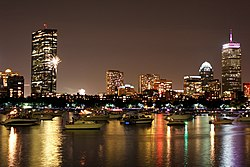 Boston Charles River skyline (6367631931).jpg