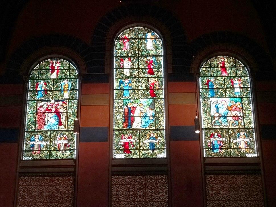 Boston Trinity Church 04