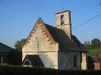 Boubers-lès-Hesmond Eglise 2006.JPG