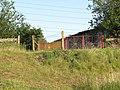 Boudica's Way past back gardens - geograph.org.uk - 1391559.jpg