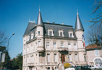 Mairie actuelle de Bourgoin-Jallieu
