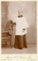 Boy in church vestment by Boston Oil Portrait Co of 63 Court Street.png