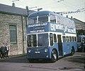Bradford's last Trolleybus at Thornbury Depot - geograph.org.uk - 1390845.jpg