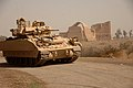 Bradley Fighting Vehicle provides security for clearing operation in Iraq.jpg
