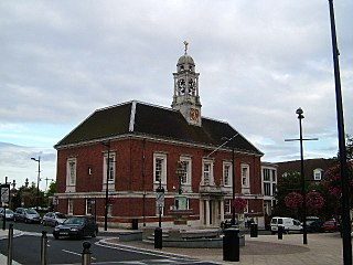 Braintree, Essex town in Essex, England