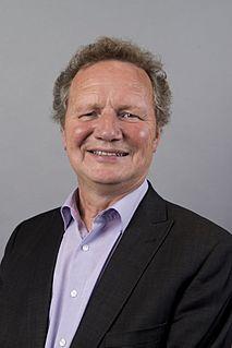 Bram van Ojik Dutch GreenLeft and former Radical politician