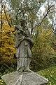 Brantice, socha u zámku.jpg