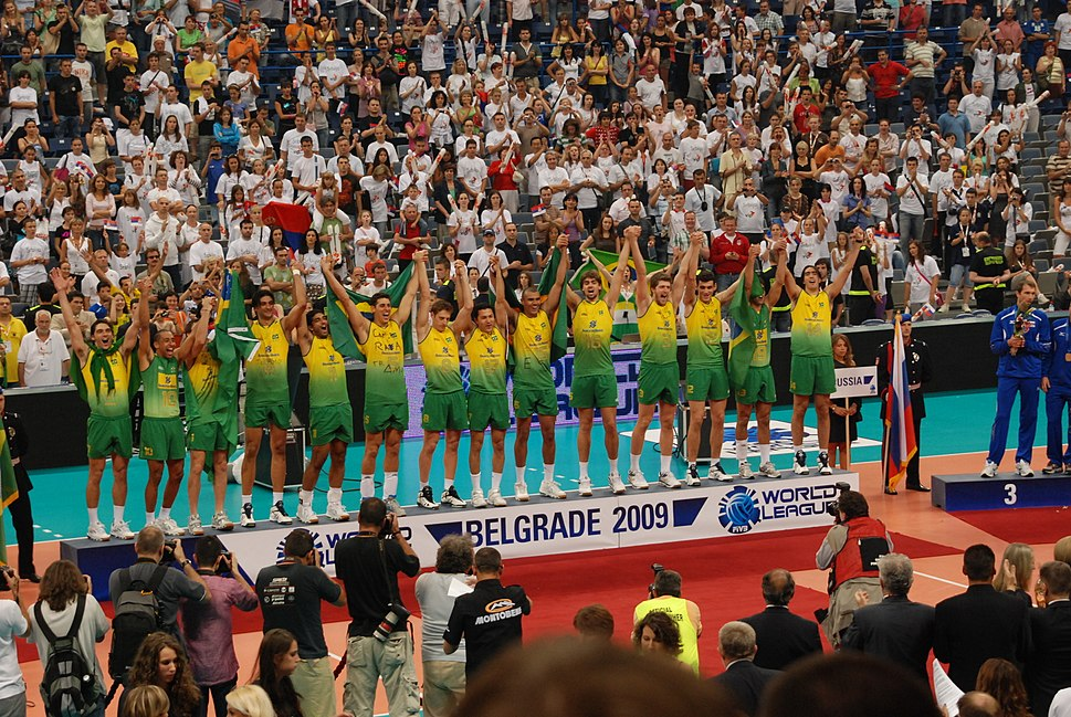 Brazil - World League 2009
