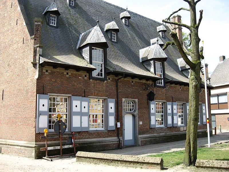Schepenhuis in Brecht