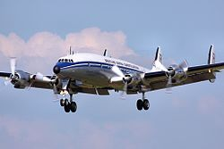 Breitling Super Constellation - RIAT 2013 (12030319104).jpg