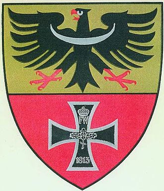 Coat of arms of Wrocław - Wrocław's arms under the Third Reich.