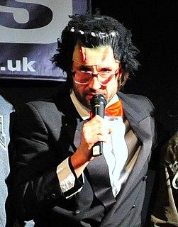 David Earl (actor) British actor and comedian