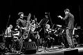 Brian Landrus on bass sax at 92Y Soul Jazz Festival March 14 2014.JPG