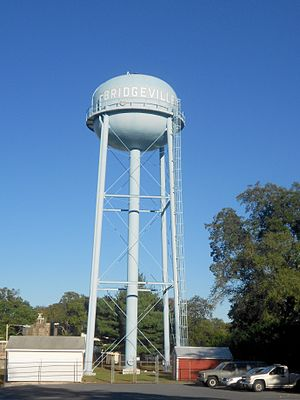 Bridgeville, Delaware - Water tower