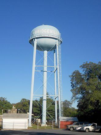 Bridgeville, Delaware - Water tower