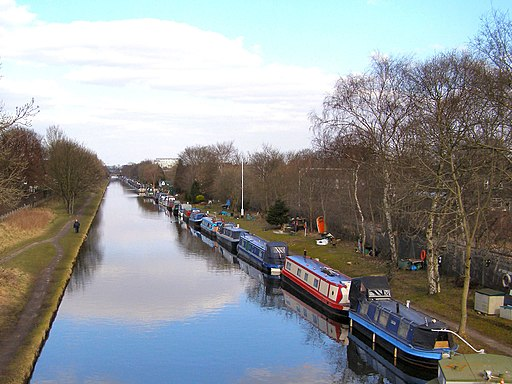 Bridgewater Canal - geograph.org.uk - 1749769