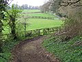 Bridleway, Whitsbury - geograph.org.uk - 1281407.jpg