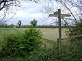 Bridleway to Clipston - geograph.org.uk - 446235.jpg