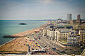 Brighton seashore from Brighton Wheel.jpg