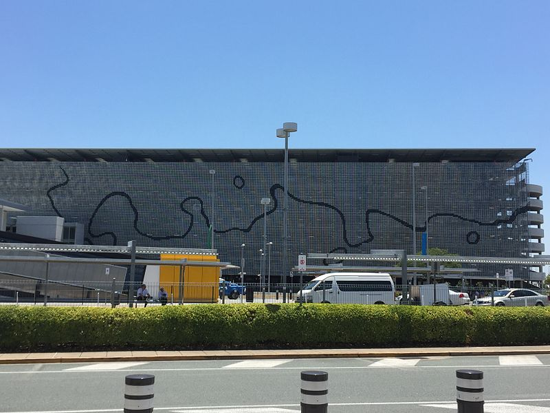 At Terminal Car Parks At Melbourne Airport