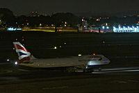 G-CIVE - B744 - British Airways