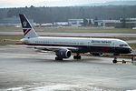 """British Airways Boeing 757-236 G-BIKK """"Eilean Donan Castle"""" (34092378575).jpg"""