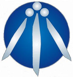 British Druid Order - Image: British Druid Order Awen Logo