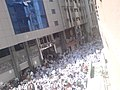 British Hajj Delegation- Worshippers Crowd the Streets of Makkah (2114817717).jpg