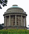Brocklesby Park - Mausoleum - geograph.org.uk - 502746.jpg