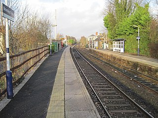 Bromley Cross railway station Railway station in Greater Manchester, England