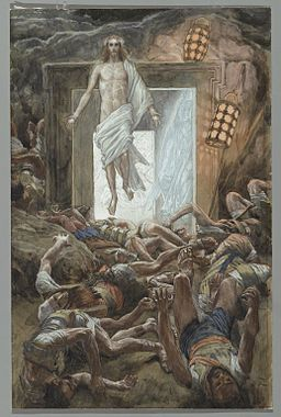 Brooklyn Museum - The Resurrection (La Résurrection) - James Tissot