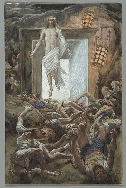 The Resurrection (La Résurrection) – James Tissot, c. 1890, Brooklyn Museum