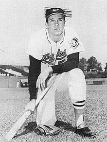 Image result for brooks robinson 1955 images