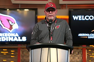Bruce Arians American football player and coach
