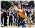 Bruce Reid & Craig McDermott - At Victoria University Wellington - 1986 (16311415749).jpg