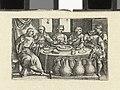 Bruiloft te Kana Leven van Christus (serietitel), RP-P-H-OB-10.993.jpg