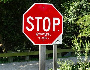 MC Hammer - Even in 2008, people continued to invoke Hammer's catchphrase.