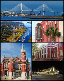 Brunswick, Georgia City in Georgia, United States
