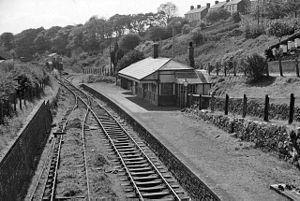 Brynamman - Image: Brynamman West Station 1929506 df 602e 8f
