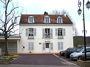 Buc, Yvelines - Town hall