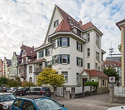 Buchnerstraße in Konstanz