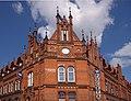 Budynek Poczty Glownej w Bydgoszczy znajdujacy sie na polnocnym brzegu Brdy w centrum miasta 04.JPG