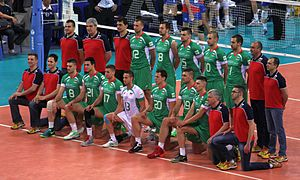 Sport in Bulgaria - The team in 2014