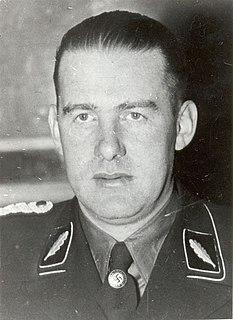 Odilo Globočnik SS officer