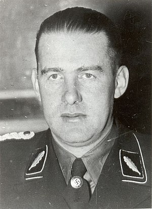 Operation Reinhard - SS and Police Leader Odilo Globocnik in charge of Operation Reinhard